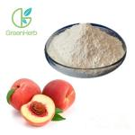 China Best Price Free Sample Fresh Honey Peach/instant Fruit Juice Powder / Honey Peach Juice Powder for sale