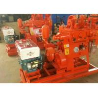 One Man Professional Soil Test Drilling Machine For 46mm - 150mm Diameter for sale