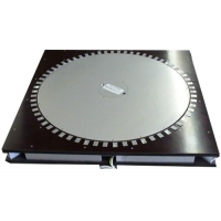 China Turntable For Anechoic Chamber EMC Test Equipment 2m Diameter for sale