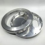 China Anti Corrosion Aluminum Machining Service CNC Milling Turning 0.01mm Tolerance for sale