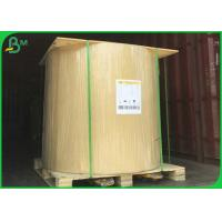36'' x 50m 80gsm 100gsm 120gsm White Matte Coated Paper For Ink Printing for sale
