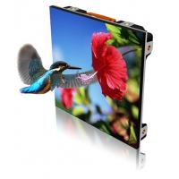 3D P4.81 SMD LED Display 7500cd / m2 , HD Flexible LED Video Display 500 x 500mm Cabinet Size