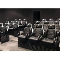 China Novel Ingenious Durable Design Mobile 5D Cinema 2 Years Warranty With Safety Belt For The Amusement Park for sale