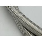 China Automotive Stainless Steel Braided Hose , Metallic Stainless Steel Braided Sleeving for sale