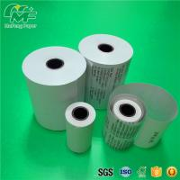 China Cash Register Thermal Paper Rolls 2 1/4 X 50' Paper / Plastic Core Inner Tube for sale