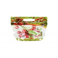 Excellent quality zipper stand up pouch fresh fruit packaging bag