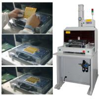 Pneumatic PCB Punching Machine FPC Punch Equipment For One Day Lead Time for sale