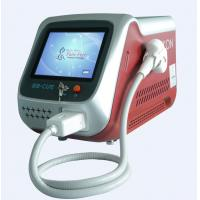 China High Speed Sliding 808nm Diode Laser For Hair Removal Equipment For Dark Skin for sale