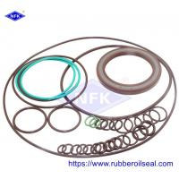 Rubber Hydraulic Repair Kits A4VSO180 A4VSO300 A4VSO350 A4VSO500 Rexroth Pump Resistant To Heat Oil Seal for sale