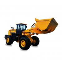 China 660B 3.5CBM Articulating Front End Loader 6000kg Rated Load With Bucket Capacity for sale