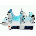 1050w Plastic Testing Equipment , Laboratory Benchtop Hot Melt Adhesive Coating Machine for sale