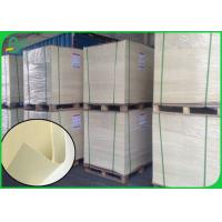 China Eco Friendly Cream Paper 610*860mm 700*1000mm Size For Making DIY Handbook for sale