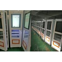 China Snack Drink Small Vending Machines , Slim Vending Machine 125-250kg Capacity for sale