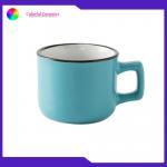 Coffee cups ceramic mug with glaze tea cup set customized coffee mug for sale