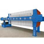 Large Copper Mine Automatic Pressure Holding Industrial Filter Press for sale