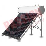 China Closed Circulation Integrative Pressurized Heat Pipe Solar Water Heater For Home for sale