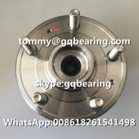 Gcr15 Steel Material FAG F-582470.01 Wheel Hub Bearing Units for JAC A35 Rear Wheel with 5 nut for sale