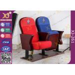 China Luxury Church / Auditorium Theater Chair For Kenya Nairobi And Mombasa for sale