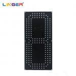 China 13 Inch LED Digital Board With 7 Segments Components For Clock To Build for sale