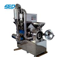 Efficient Pharmaceutical Machinery Equipment / Herbal Hammer Mill Spice Grinder for sale