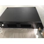 China Computer Chasis Metal Stamping Parts  ,  Laser Cutting Steel Sheet Enclosure Powder Coated for sale