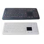 IP68 Medical Hospital Keyboard with Backlit Touchpad Waterproof Antibacterial