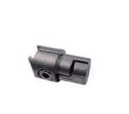 AL-19-1B Alloy ADC-12 Aluminum Pipe Connector 19mm Tube for sale