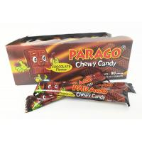 HALAL Gummy Soft Milk Candy / Parago Deep Chocolate Candy Bars for sale