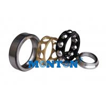 China 7004C/AC DBLP4 Angular Contact Ball Bearing 20*42*12mmMachine Tool Bearing  High precision Motor Bearing for sale