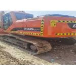 Professional Used Crawler Excavator Daewoo / Doosan DH225-7 with Excellent Engine for sale