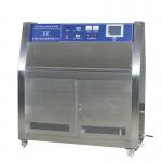 China Industrial UV Aging Environmental Test Chamber PID SSR Control 1.0W/m2 Adjusted Inside for sale