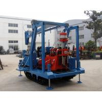 Engineering Geological Core Drill Rig Machine Prospect Foundation Pile Construction for sale