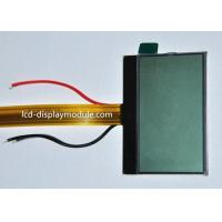 Transflective 128x64 Dot Matrix LCD Display , ST7565P FSTN COG LCD Display for sale