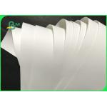 China 100um 130um 150um Waterproof White Synthetic Paper For Label & Notebook for sale