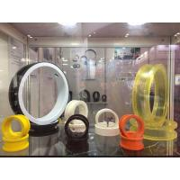 China Silicone Butterfly Valve Seat Replacement With Heat And Cold Resistance for sale