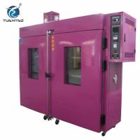 China Customized Multi - Color Laboratory Hot Air Oven PU & fiberglass Insulation High Precision for sale