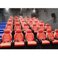 China Stimulating And Cost-effective Novel 5D Theater System With Customized Available for Business Centers for sale
