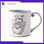 Continental Cuisine Tableware Custom Coffee Travel Mugs 600ml Long Lifespan for sale