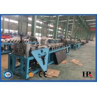 Light Frame Steel House Keel Roll Forming Machine PLC Control for sale