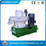 Ring Die Beech Wood Press Pellet Machine CE Approved Highly Performance for sale