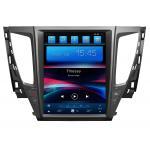 12.1'' MITSUBISHI DVD Player 4G SIM DSP SWC Pajero Sport Autoradio Multimedia Infotainment System for sale