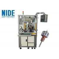 Automatic DC motor Armature Commutator spot welding fusing machine for power tool motors for sale