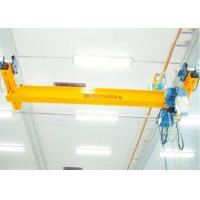 Professional Design Single Girder Crane 10T LDP 20-40M/Min Trolley Running Speed
