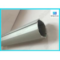 China 28mm Pipe AL-6C Silvery Joints Aluminum Tubing Fitting manufacturer