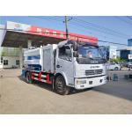 China Dongfeng/Foton/Isuzu 5ton 6ton Vacuum Sewage Suction Combined Jetting Sewer Cleaning Truck manufacturer
