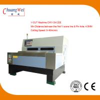 3.0kw Capacity High Speed Steel Spindle PCB Cutting Machine 0~50m / Min Cutting Speed for sale