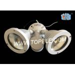 China 1100LM LED Outdoor Security Lighting Exterior Flood Lights Fixture With CREE LED Source for sale