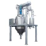 China Stainless Steel Vacuum Extraction And Concentration Tank Unit CE Certificate for sale
