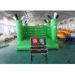 Digital Printing Inflatable Sports Games , Blow Up IPS Light Strike for sale