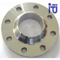 Gr1 Gr5 Titanium Flange Customized Marine Engineering Weight 1kg~500kg for sale